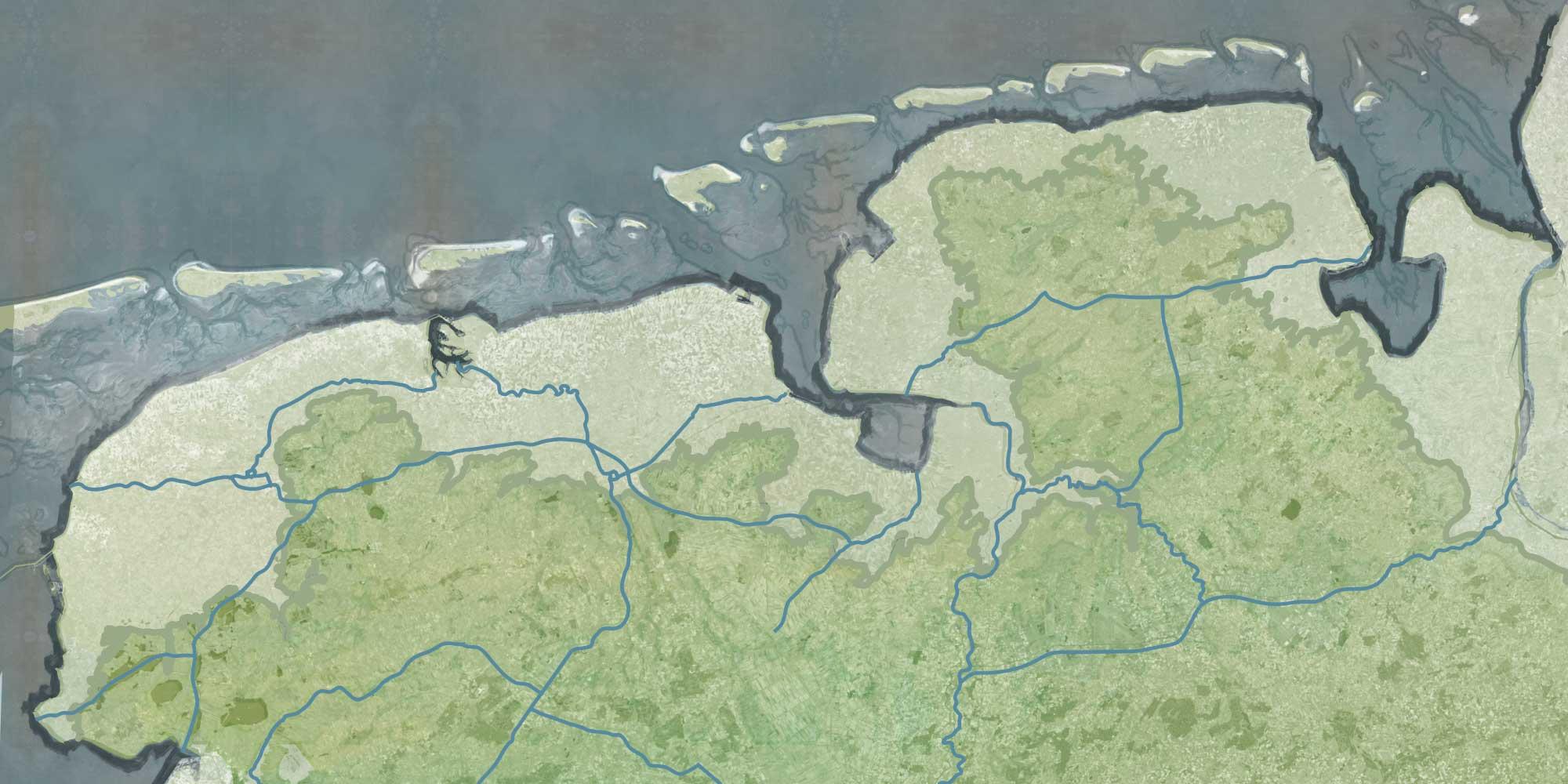 Web van waterwegen